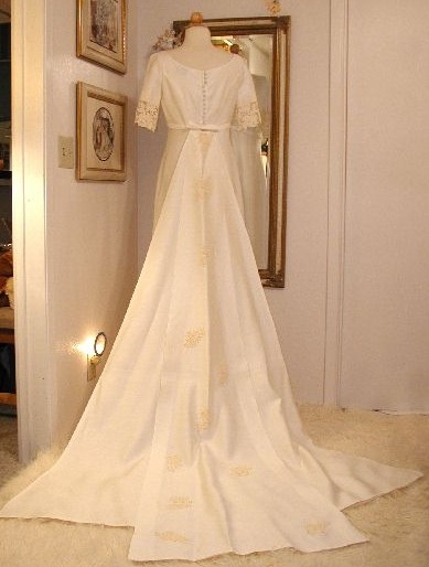 Wedding dresses 1900s style dress